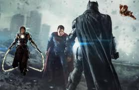 Batman V Superman Passes Iron Man 2 at Domestic Box Office