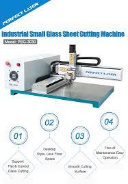 Mirror Grinding Machine Design Automatic New Design Peg 3030 Model 300 300mm Cnc Glass Cutting Machine With Multi Functions View Automatic Cnc Glass Cutting Machine Perfect Laser
