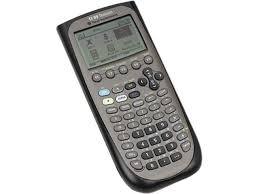 texas instruments ti 89 titanium graphing calculator