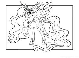 Little Princess Coloring Pages Little Princess Coloring Pages Pony