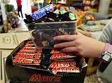В Германии изымают из продажи <b>батончики Mars</b>, Snickers и ...