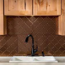 Oil Rubbed Bronze Tile Backsplashes Tile The Home Depot Interesting Resin Backsplash Ideas