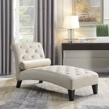 office chaise lounge. BELLEZE Chaise Lounge Leisure Chair Rest Sofa Couch Indoor Home Office Living Room Furniture Lumber Pillow, Beige .