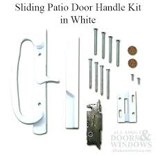 exceptional sliding glass door hardware locks patio door handle kit vinyl sliding door white sliding glass
