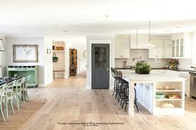 rafterhouse kitchen featured on vintage american home blog with farmhouse style rafterhouse renovates fixer uppers
