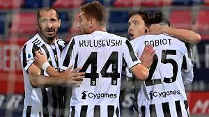 Football news - Alvaro Morata scores twice as Juventus crush Bologna to  secure Champions League spot in Serie A - Eurosport