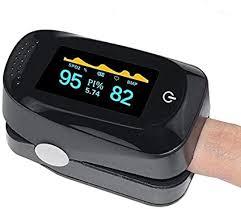 Fingertip Monitor Portable Digital SPO2 Pulse Sensor ... - Amazon.com