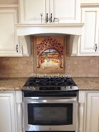 Kitchen Mural Tile Murals Kitchen Backsplashes Customer Reviews