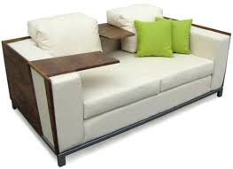 small office sofa. Small Office Couch Comfortable Sofa With Built In Desk Features Also For