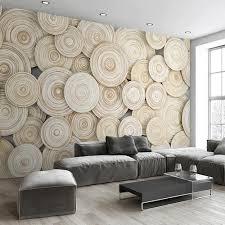 living room wallpaper home