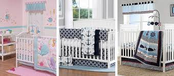 nautical crib bedding beach crib