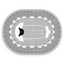 Ms Coliseum Jackson Seating Chart North Charleston Coliseum Virtual Seating Chart