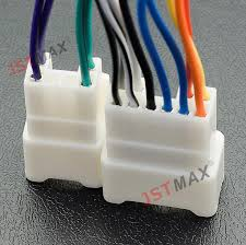 popular lexus wiring harness buy cheap lexus wiring harness lots jstmax 12 022 iso radio plug for toyota lexus daihatsu wiring harness wire cable adapter