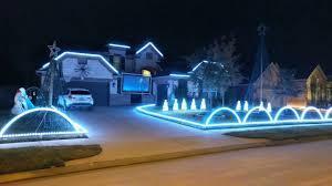 Christmas Lights House Synchronized Music 2016 Lake Malone Court Christmas Lights Synchronized To Music In Atascocita Texas