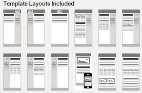 Free Newsletter Layouts Free Html Newsletter Templates Noupe