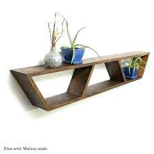 modern wall shelves mid century modern shelf book shelves floating mantle shelf like this item modern