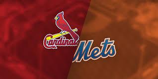 02 22 2020 St Louis Cardinals Vs New York Mets Roger