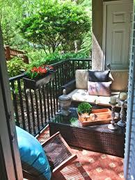 apartment patio decor small balcony design