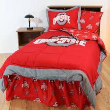 Ohio State Bedroom Dorm Room Bedding