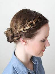 Hair Style Low Bun 40 quick and easy updos for medium hair 4242 by wearticles.com
