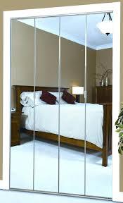 image mirrored closet door. Mirrored Closet Doors Bi Folding Picture Above Of Foot Wide By 8 Gorgeous 6 Door Wardrobe Image
