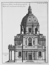 chapelle de la sorbonne. File:Elevation Chapelle Sorbonne.png De La Sorbonne C