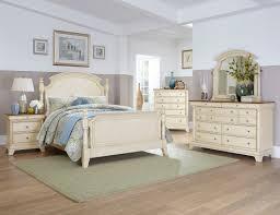image of off white bedroom furniture design