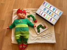 Baby Sensory UK - World Book Day is well and truly underway! How many of  you are braving the snow and dressing up for the occasion? Here's our  favourite costume so far! |
