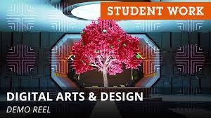 Full Sail University Art And Design Student Work Showcase Digital Arts Design Full Sail University