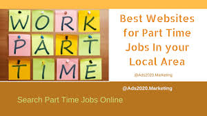 Top 10 Part Time Job Websites To Search Jobs In Your Local