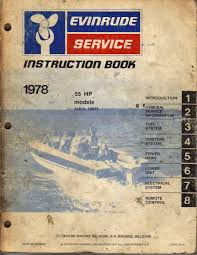 practical car manuals 8 evinrude service manual 1978 55 hp outboard motor