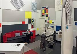 Liverpool Bedroom Accessories Style Steal Mondrians Studio Looked Just Like His Paintings