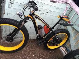 Electric Fat Bike Fat Cat Electric Bike Review Escape Tyre Off