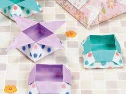 折り紙 お 皿