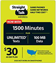 Straight Talk Phone Cards - Amazon.com
