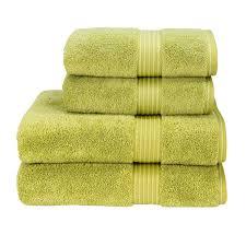 Christy Supreme Hygro Green Tea Towel Set
