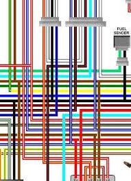 yamaha xj600 wiring diagram wirdig yamaha xj550 xj600 xj650 colour wiring loom diagrams