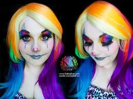 cute clown makeup photo 3