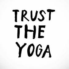 Yoga Quotes Enchanting Trust In The Yoga Magic Inspirational Quotes Motivational Quotes