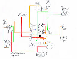 scoot n go wiring diagram scoot image wiring diagram is electronic ignition better for a 76 ironhead the jockey on scoot n go wiring diagram