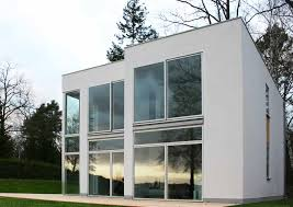 Velfac Fenster öffnen Nach Aussen Und Sind Fassadenbündig