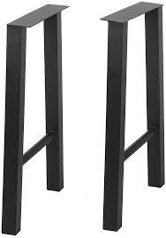 metal furniture legs 28 height 17 7