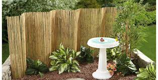 Full Size of Pergola:amazing Reed Fencing Video Diy Attach Bamboo Fence To  Chain Link ...
