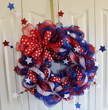 Celebrate Your Freedom Day with Beautiful 4th of July Wreath
