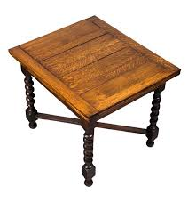 english oak pub table: an english antique oak pub table with draw leaves on barley twist legs great for