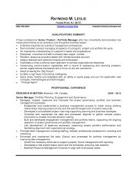 Project Portfolio Manager Cover Letter