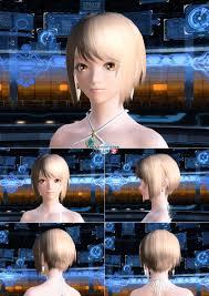 髪型 ココロモチpso2