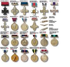 Whats That Medal For Britains Military Awards Explained