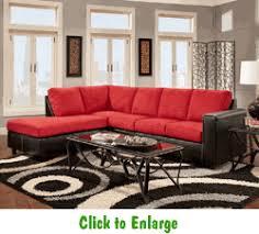 affordable furniture sensations red brick sofa. Sensations Red Brick Sectional By Affordable At Furniture Warehouse | The $399 Sofa Store Nashville A