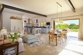 Barn conversion design, bright and modern interior design with reclaimed  wood